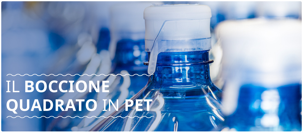 Acqua in boccioni per casa e ufficio: perché averla e come usarla